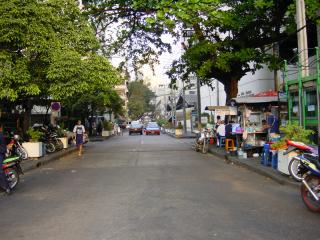 Das alte Bangkok