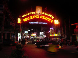 Die Walking Street