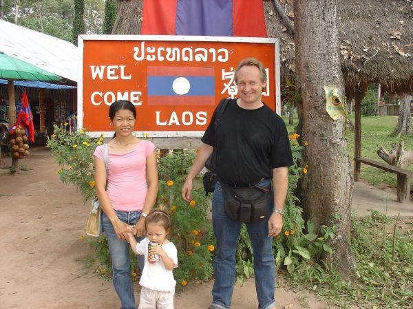 Ein Besuch in Laos...