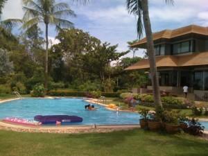 Das Haus von Todd in Rayong...