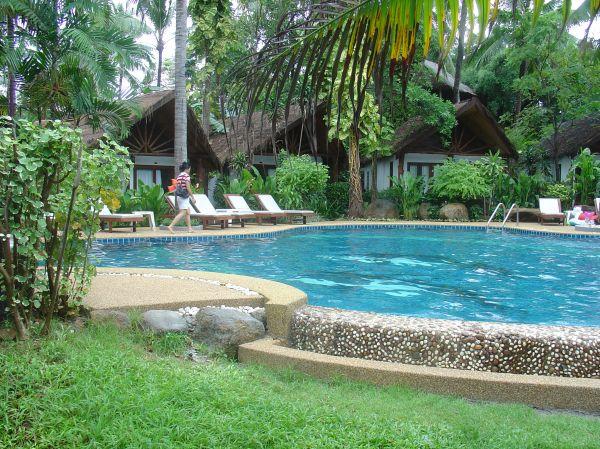 Unser Resort auf Koh Samui...