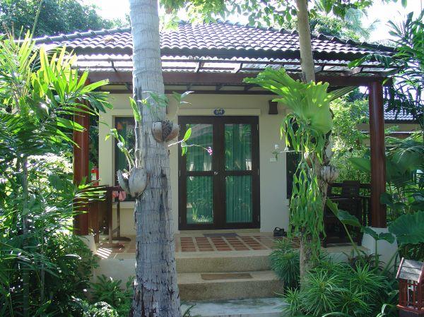 Unsere Villa...